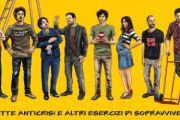 """Luca Scapparone """"In Bici senza Sella"""" tra Teatro, Cinema e Televisione"""
