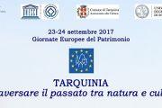 Le Giornate Europee del Patrimonio nei luoghi di Tarquinia Etrusca dalla città antica al santuario di Gravisca