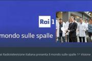 Il mondo sulle spalle, la storia di un eroe civile dei nostri tempi con Giuseppe Fiorello su Rai1