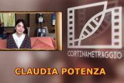 """Claudia Potenza a Cortinametraggio attrice de """"L'amore che vorrei""""  e di """"Per sempre"""""""