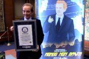 Sereno Variabile - 40 Anni Insieme, consegna del nuovo Guinness World Records