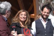 Santa de Santis e Alessandro d'Ambrosi registi dello strepitoso 'Buffet' vincitore assoluto a Cortinametraggio