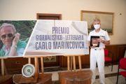 """""""Navi Mute"""", il libro dedicato al Comandante della Guardia Costiera Natale De Grazia, tra i vincitori del Premio Letterario """"Carlo Marincovich"""""""