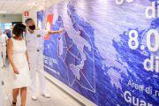 Celebrazione dei 155 anni del Corpo delle Capitanerie di porto. La visita della Ministra Paola De Micheli.