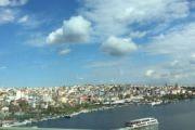 Arrivando ad Istanbul