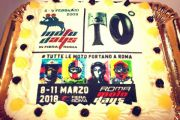 Roma Moto Days 2018 e il Salone del Veicolo d'Occasione