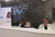Compleanno di Ivo Pulcini nel suo Pulcini Lab a Roma