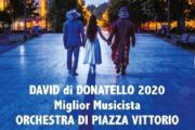 """Incontro con il M° Leandro Piccioni dell'Orchestra di Piazza Vittorio """"Miglior Musicista"""" alla 65ª edizione dei David di Donatello"""
