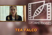 Tea Falco a Cortinametraggio racconta l'esperienza in Giuria VideoClip e gli impegni con Sky Arte