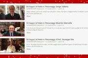 Gli Auguri, le Feste e i Personaggi - Maurizio Marinella, Sergio Valente, Giuseppe Sito