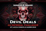 Aspettando Lucca Comics & Games 2019 - Dungeons & Dragons Epic