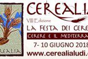 Cerealia, un Festival per conoscere i popoli del Mediterraneo e la loro alimentazione