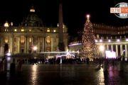 L'Albero e il Presepe di Piazza San Pietro a Roma esposti fino al 10 Gennaio, Festa del Battesimo del Signore