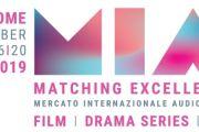 MIA, Mercato Internazionale Audiovisivo 2019