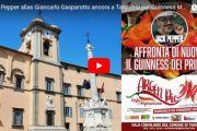 Diretta Streaming dalla Sala Consiliare del Comune di Tarquinia. Guinness Mondiale Primati Jack Pepper-Bhut Jolokia