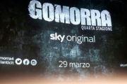 Gomorra, la quarta stagione della serie originale Sky, dal 29 marzo ogni venerdì alle 21.15