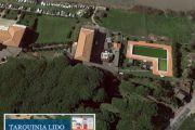 Come arrivare all'Area Eventi Pineta AVAD di Tarquinia Lido (VT)