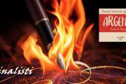 I Finalisti della 2ª Edizione del Premio Letterario Giornalistico ArgenPic Scrivere Piccante