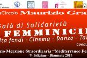 """A Diamante """"No Femminicidio"""" nel ricordo di Roberta Lanzino con il Galà di Solidarietà del CineCircolo Maurizio Grande"""