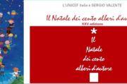 Il Natale dei 100 Alberi d'Autore di Sergio Valente con UNICEF Italia per le bambine del Niger