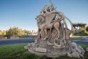 """""""RINASCITA"""", l'Opera di Patrizio Zanazzo simbolo della valorizzazione dei Beni Archeologici di Tarquinia e dell'Etruria nel Mondo"""