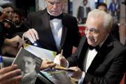 Il nove volte nominato all'Oscar Martin Scorsese alla Festa del Cinema di Roma