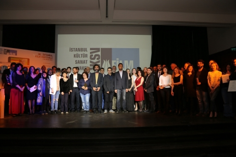 36 IFF Odul Toremi - Photo by Benek Ozmez