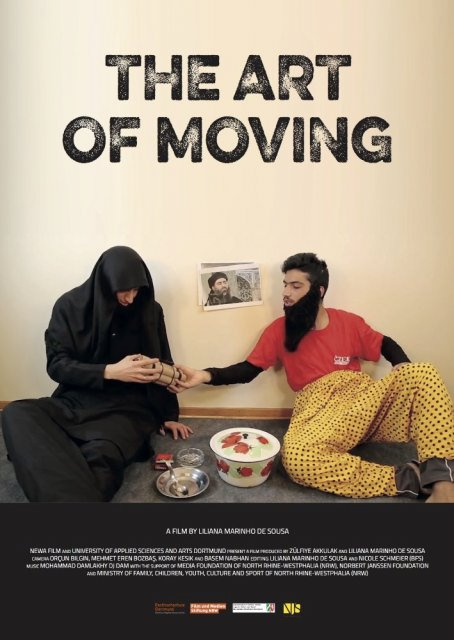 The Art of Moving Poster