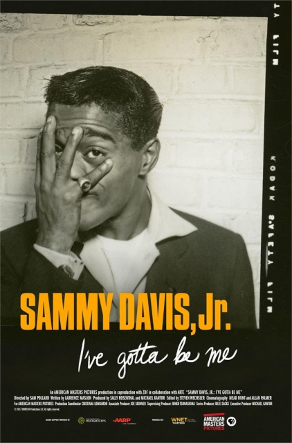 Sammy Davis Jr. Ive Gotta Be Me -  poster
