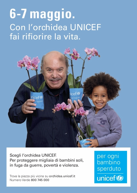UNICEF Orchidea 2017