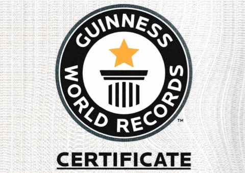 GWR CERTIFICATE
