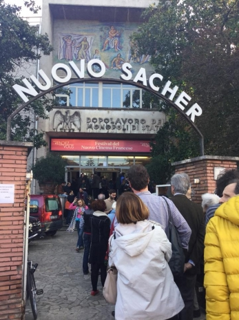 Cinema Nuovo Sacher - Roma