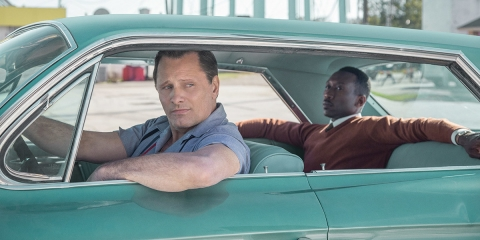 Green Book immagine dal film