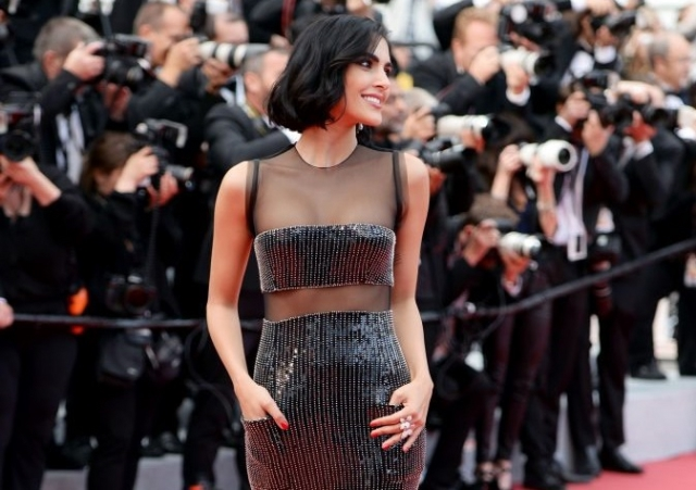 Red Carpet Cannes 2019 Rocío Muñoz Morales
