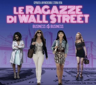 Le ragazze di wall street Business is Business