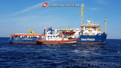 Nave Sea Watch 3