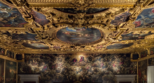 "© Sky Italia s.r.l. – ""Tintoretto – Un Ribelle a Venezia"" courtesy: Sky Arts Production Hub"