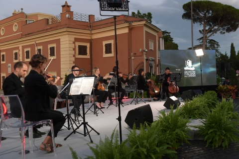 Orchestra Italiana del Cinema Photo di F diMajo